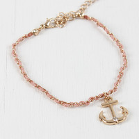 Set Your Anchor Bracelet