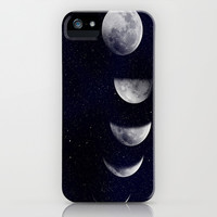 Moon Child iPhone & iPod Case by DuckyB (Brandi)