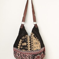 Free People Womens Indian Summer Hobo - Sunrise, One Size