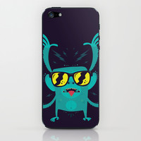 CREATURE N0#4IVII iPhone & iPod Skin by Catalin Anastase
