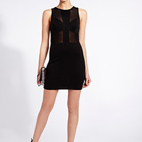 Knock Out Mesh Dress
