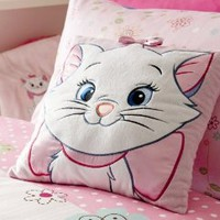 MARIE ARISTOCATS SOFT FILLED CUSHION OFFICIAL LICENSED WALT DISNEY 35CM X 35CM