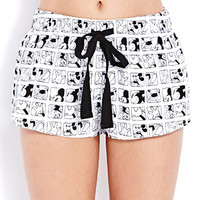 Mickey Moments PJ Shorts