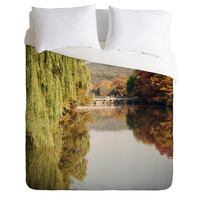 Catherine McDonald Autumn In Asia 1 Duvet Cover - 30 % OFF SALE WITH CODE MERRY30