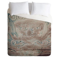 Catherine McDonald The Dragon Duvet Cover - 30% OFF SALE WITH CODE MERRY30