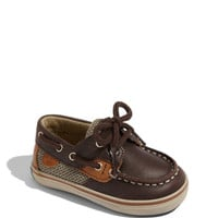 Infant Sperry Top-Sider 'Bluefish' Crib Shoe