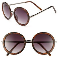 Fantas Eyes Round Sunglasses (Juniors) | Nordstrom