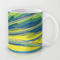 Re-Created Web of Lies3 Mug by Robert S. Lee