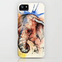 Africa iPhone & iPod Case by Aesmind