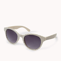 F1297 Cat-Eye Sunglasses