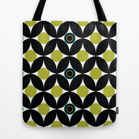 Martini Tote Bag by Heather Dutton
