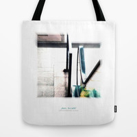 desert... for a while Tote Bag by Pia Schneider [atelier COLOUR-VISION]