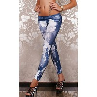 Leggings - Bleached Out