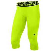 Nike Pro Combat Core Compression 3/4 Tight - Men's