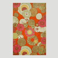 Orange Disco Indoor-Outdoor Rug