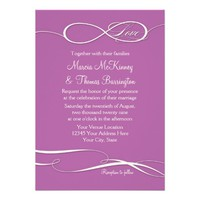 Infinity Symbol Sign Infinite Love Weddings Scroll
