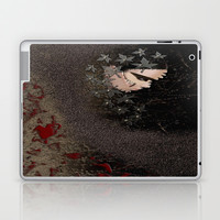 Witch Laptop & iPad Skin by Müge Başak