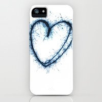 Heart iPhone & iPod Case by Devin Stout