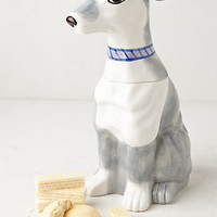 Pedigreed Cookie Jar, Greyhound