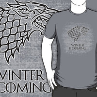Winter is Coming ( Stark )