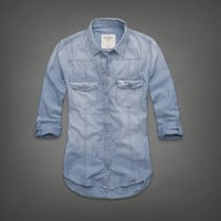 Sonia Denim Shirt