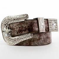 Nocona Wing & Cross Belt