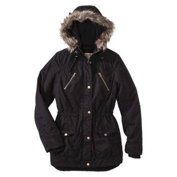 Mossimo Supply Co. Junior's Parka -Assorted Colors