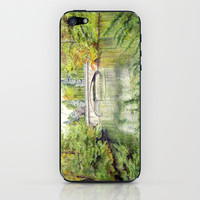 Racine, Fall'13 iPhone & iPod Skin by Vargamari