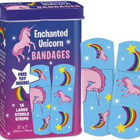 Unicorn Bandages | FunSlurp
