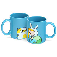 Adventure Time Cake and Fionna Mug 11 oz