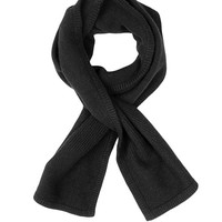 Adrienne Scarf - Black | rag & bone Official Store