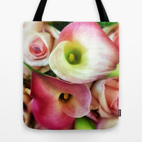 Yin Yang Tote Bag by DuckyB (Brandi)