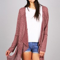 Poetic Knit Cardigan