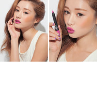 3 Concept Eyes Jumbo Lip Crayon (Popping P)