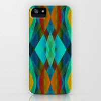 Abstract Modern Background G160 iPhone & iPod Case by MedusArt