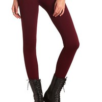 FUR-LINED SEAMLESS LEGGING
