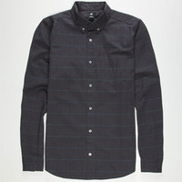 DC SHOES Low Blow Mens Shirt
