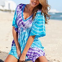 Tie Dye Cotton Tunic