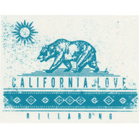 BILLABONG Sunny State Of Mind Sticker