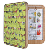 Sharon Turner Pistachio Spice Deer BlingBox