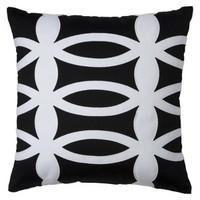 "Room Essentials® Applique Toss Pillow (18x18"")"