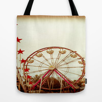 Follow the Stars Tote Bag by Ann B.