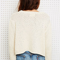 Pins & Needles Nanna Crop Jumper at Urban Outfitters