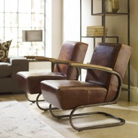 Aldea Home | Miles Club Chair