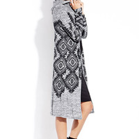 Gone South Hooded Cardigan