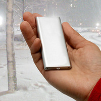 Rechargeable Hand Warmer @ Sharper Image