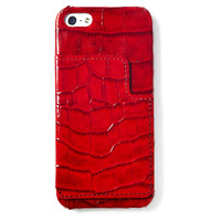 iPhone 5/5s Cover, Red
