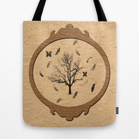 Au Naturale Tote Bag by DuckyB (Brandi)