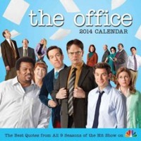 The Office 2014 Daily Calendar: The Best Quotes from All 9 Seasons of the Hit Show