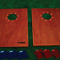 Lighted Beanbag Toss Game @ Sharper Image